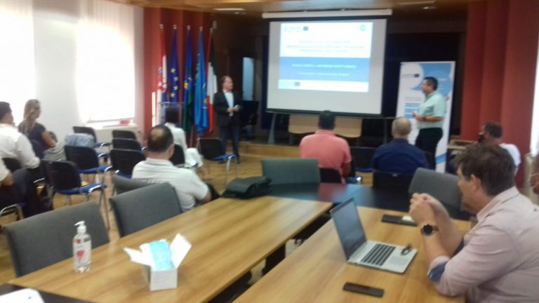 U Umagu održana prezentacija EU projekta FRAMESPORT